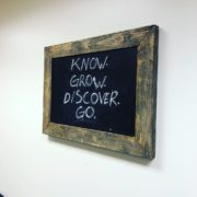 Know Grow Discover Go